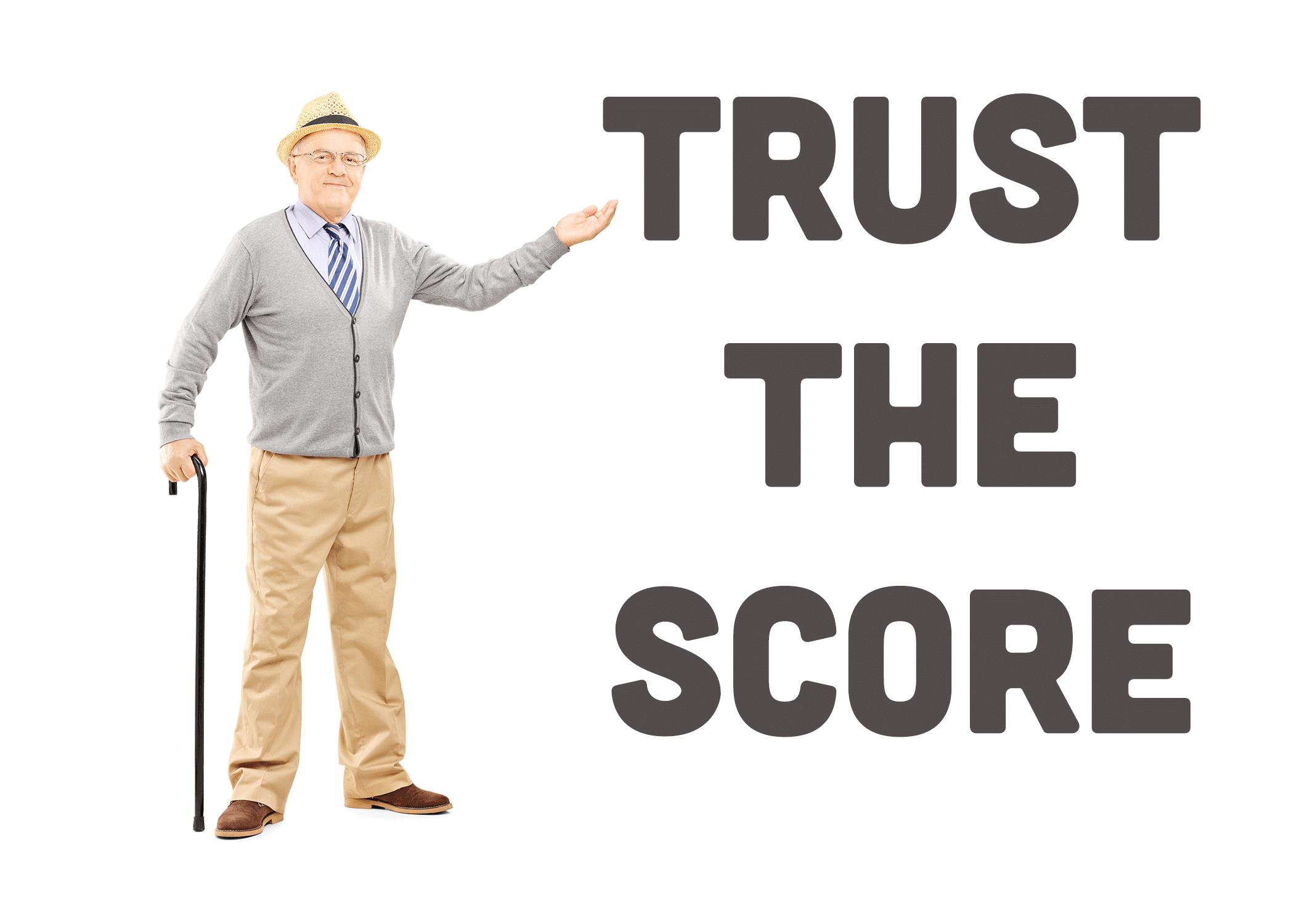 trust-the-score