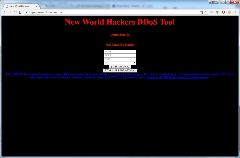 hacker-tool-ddos