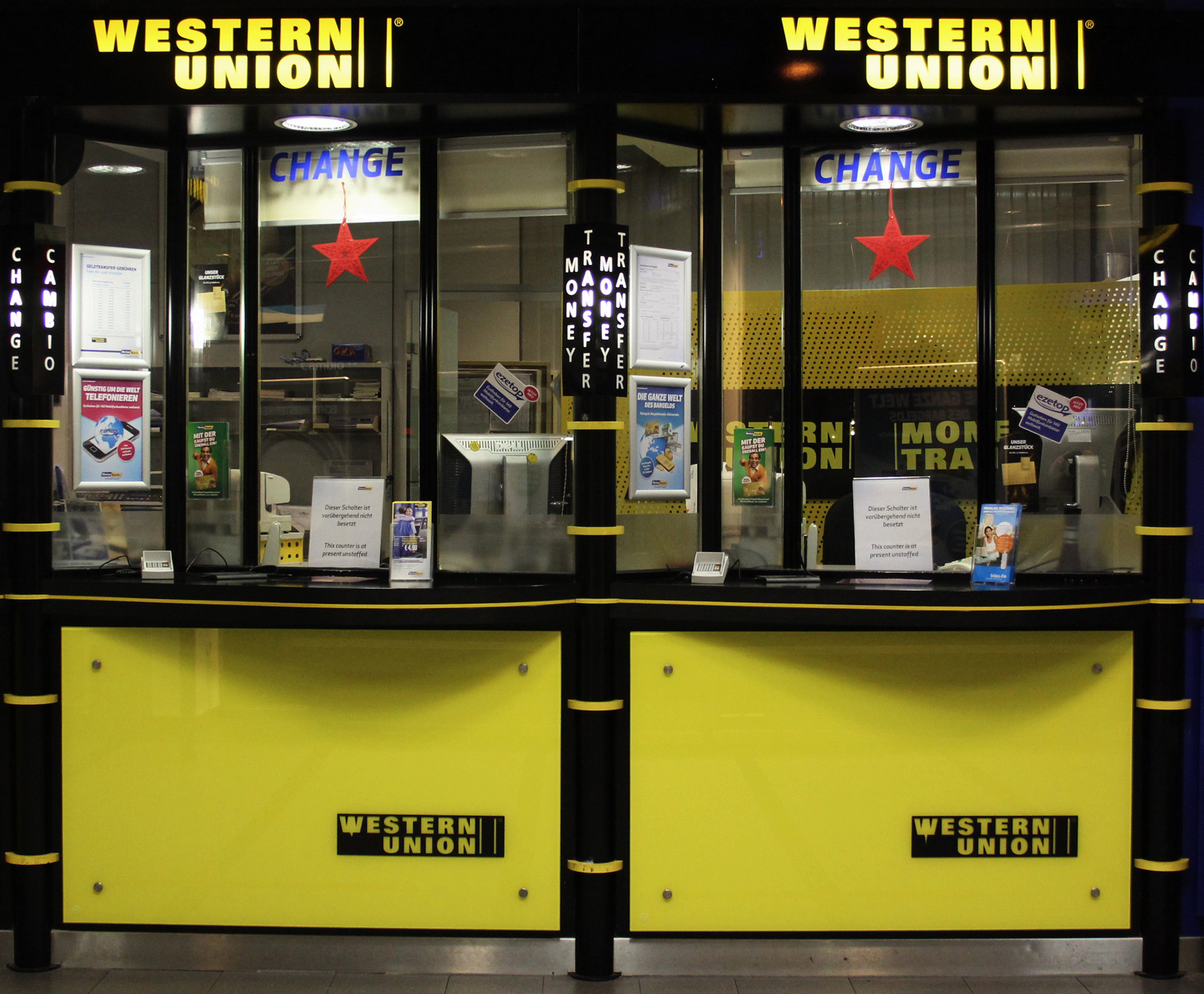 Western Union Fined $585 Million For Not Stopping Wire Fraud